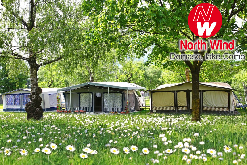 camping northwind domaso